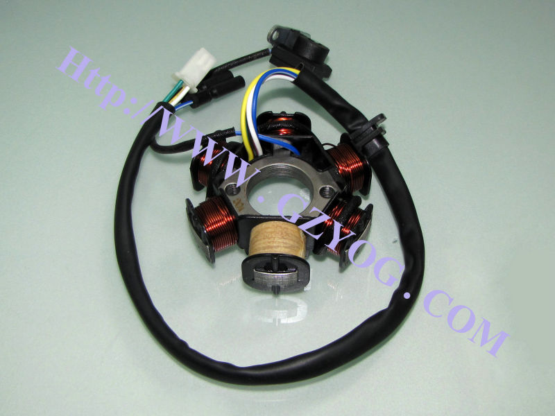 Honda Union City >> China Yog Motorcycle Parts Stator Coil Comp Magnetic Coil Kymco Gy6-125 Indian Model Bajaj Tvs ...