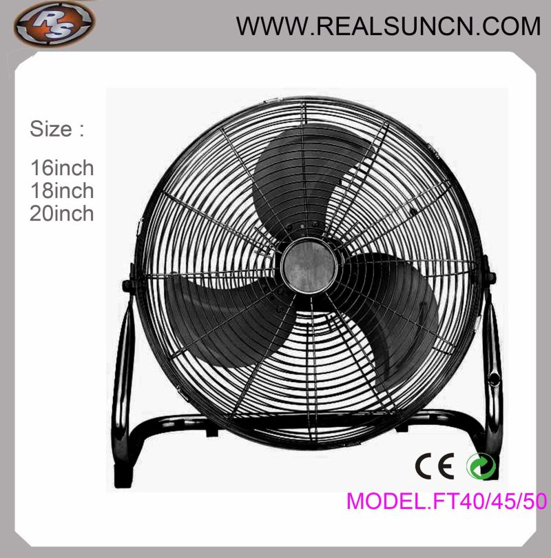 Powerful Floor Fans : China inch electrical floor fan powerful motor
