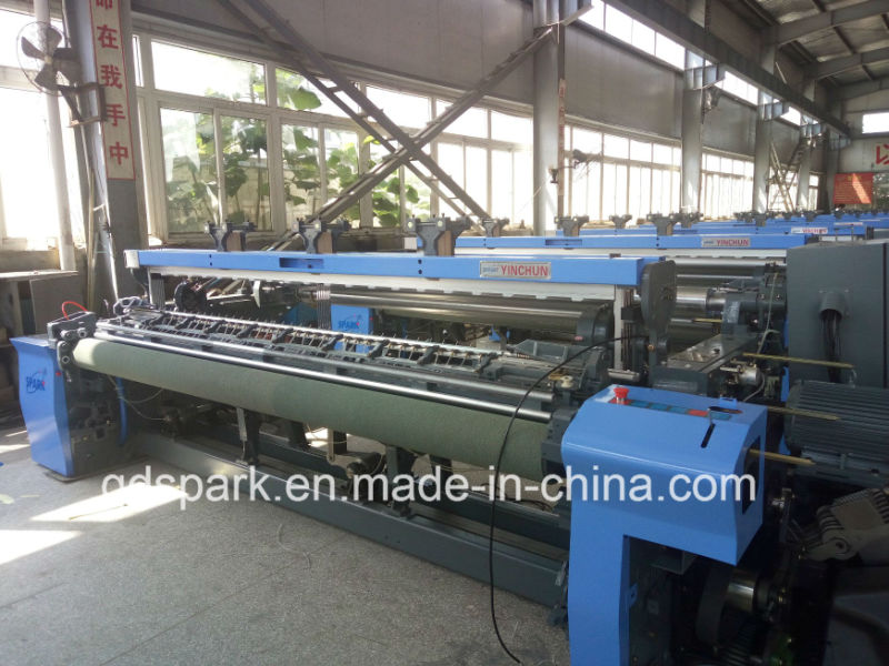 High Speed Air Jet Loom for Cotton Fabric Weaving Machine