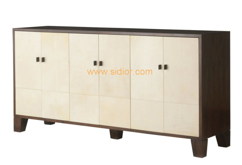 (CL-7709) Luxury Hotel Restaurant Villa Lobby Furniture Wooden Console Table