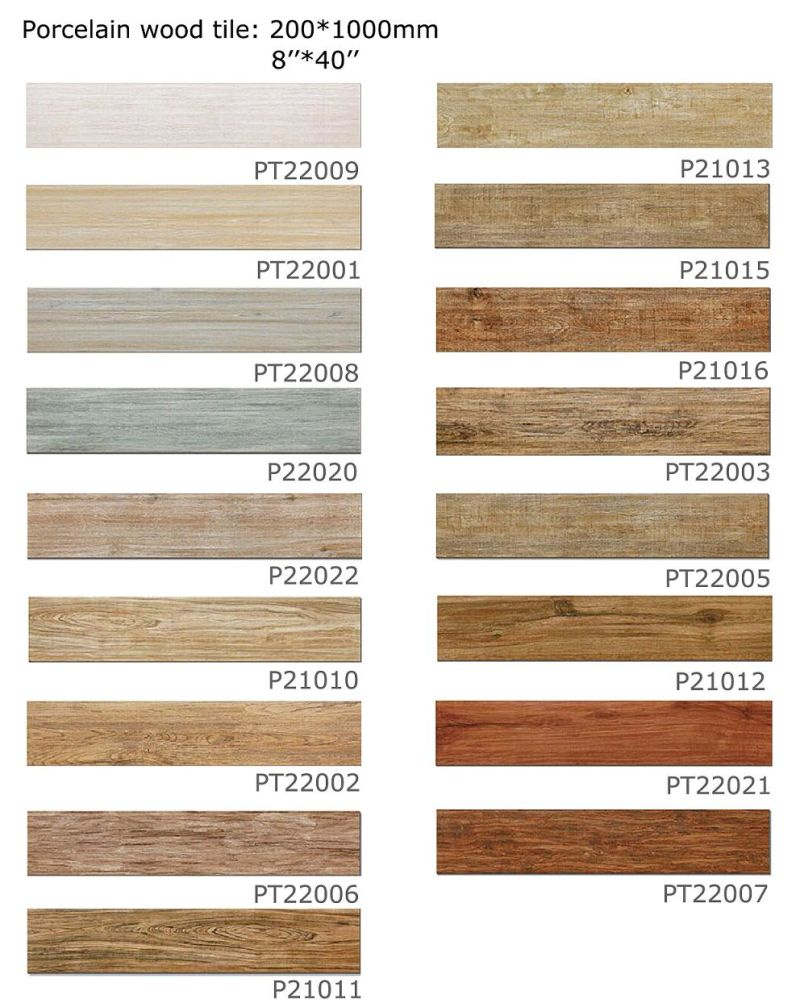 China Decorative Porcelain Floor Ceramic Tiles With Wooden