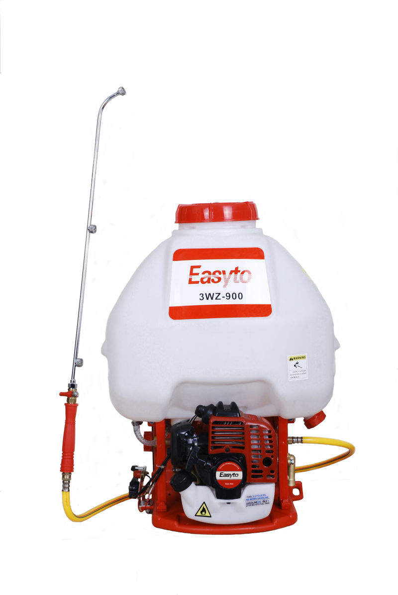 China Backpack Gasoline Power Sprayer With 25l Tank 3wz