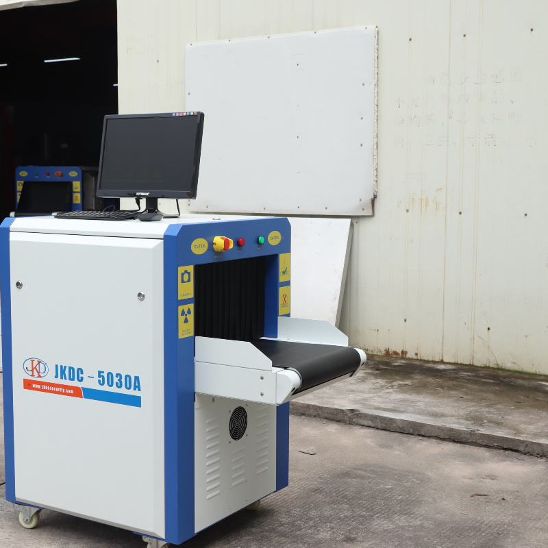 Security Equipment X Ray Baggage Inspection Scanner X-ray Detector Machine pictures & photos