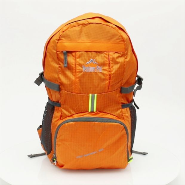 Custom Fashion Outdoor Foldable Sports Backpack Trekking Lightweight Bag pictures & photos
