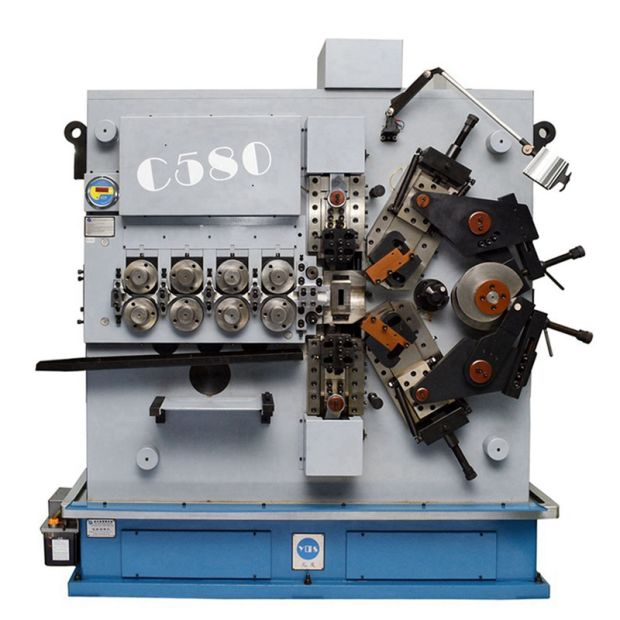 China yfspring coilers c580 multi servos wire diameter 300 800 yfspring coilers c580 multi servos wire diameter 300 800 mm cnc spring coiling machine greentooth Gallery