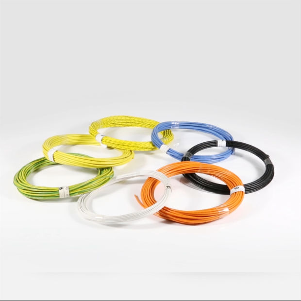 UL3122 Heat Resistant Silicone Rubber Fiberglass Wire pictures & photos