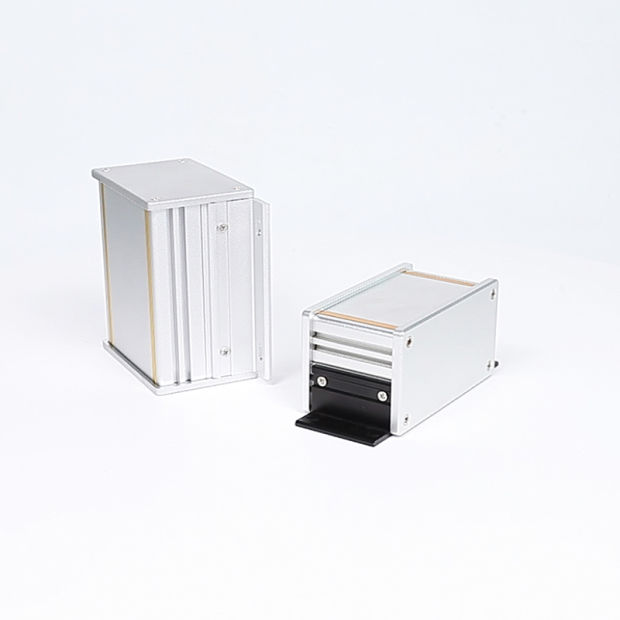 OEM Aluminum Control Enclosure Aluminum Customized Case (204*48*L) pictures & photos