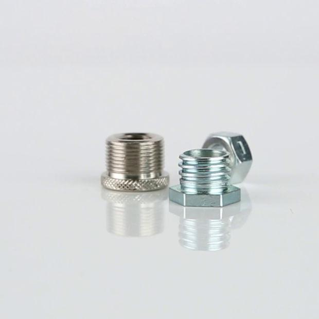 Reino Unido Tornillos Nuevo paquete de comercio TWINTHREAD Tornillo 1400 piezas cada uno bricolaje