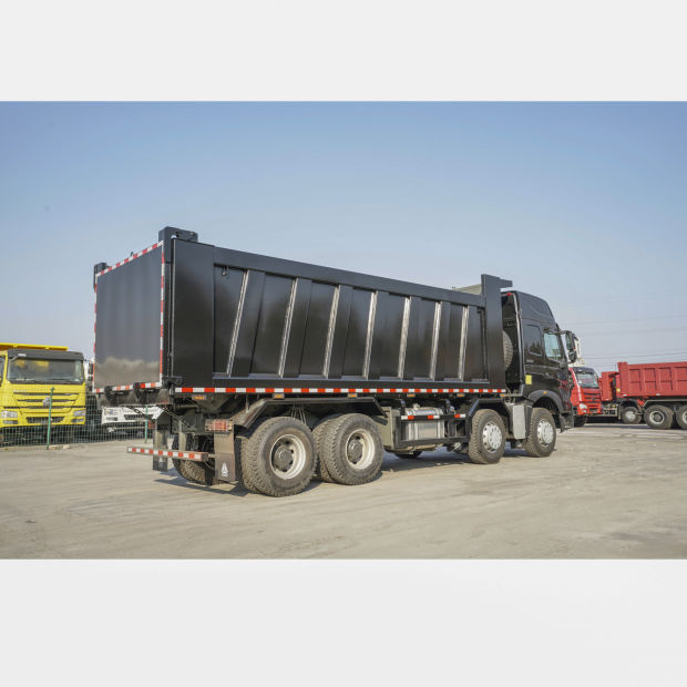 Sinotruk HOWO 371HP Tipper Truck/ Dump Truck for Sale 8X4 40tons Heavy Truck pictures & photos