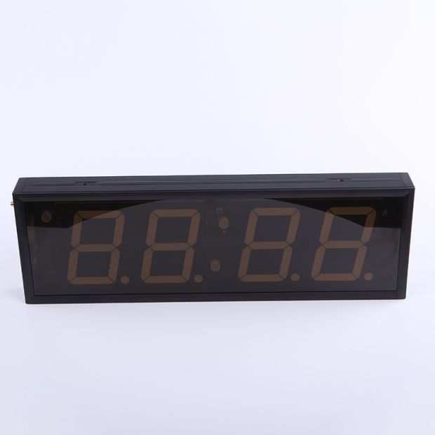 "4"" 4-Digits LED Digital Wall Clock Timer Countdown/Count-up (FDC-404) pictures & photos"