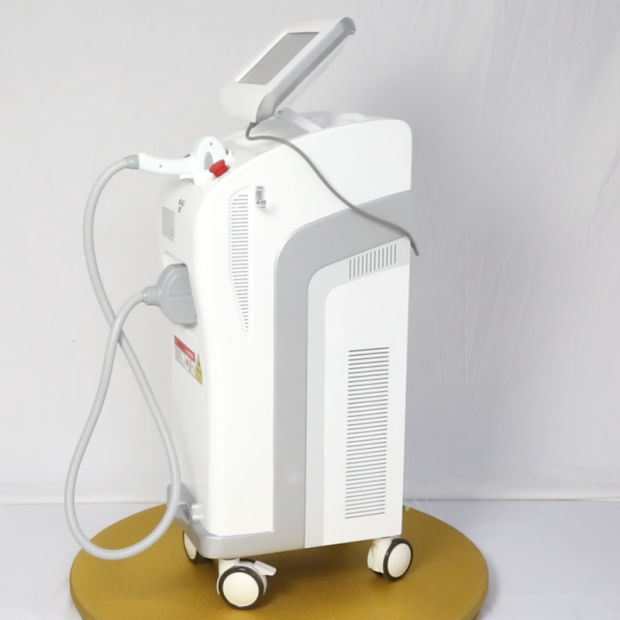 Factory Price 808nm/810nm Diode Laser Beauty Machine Medical Equipment Permanent Hair Removal pictures & photos