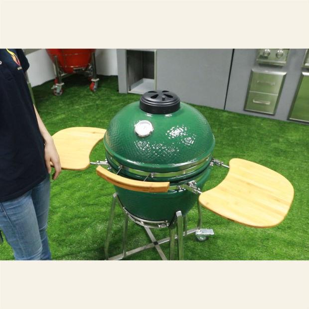 China 22inch Classic Hot Sale Kamado Joe Grill - China BBQ