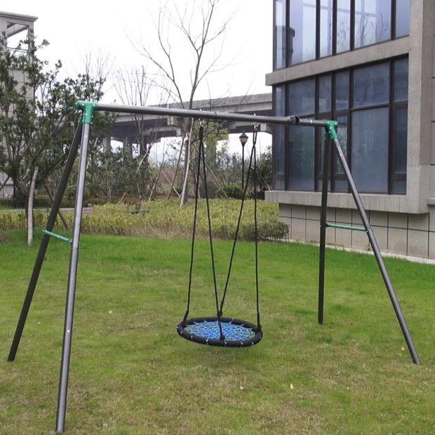 China Rope Net Swing Seat For Children China Orbit Swing Birds