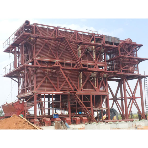 China Large Scale Coal-Fired Steam Boiler/Hot Waterboiler - China ...