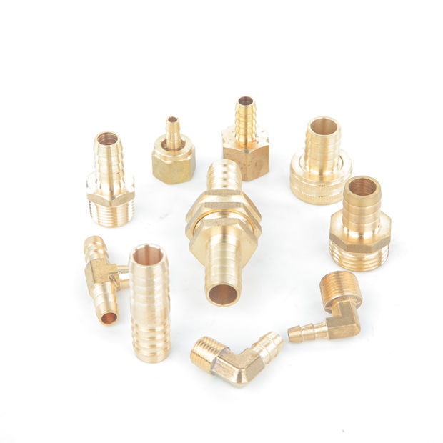 High Quality Brass Fitting pictures & photos