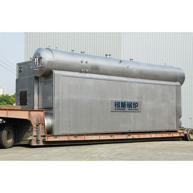 China Szs Gas Fired Steam/Hot-Water-Boiler - China Steam Boiler, Hot ...