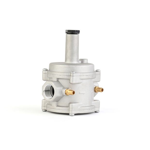 Heape Hot Aluminium Natural Gas Regulator Valve for Machine Industrial Usage pictures & photos