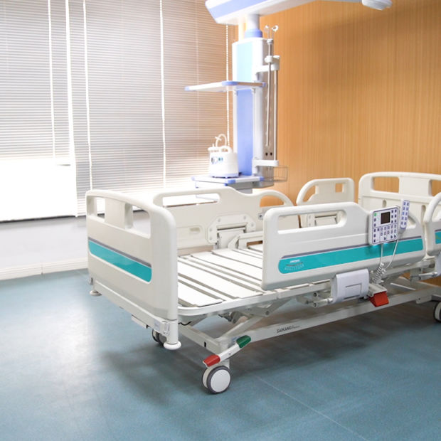 Y8y8c Adjustable Luxury Medical Electric Bed for Hospital pictures & photos