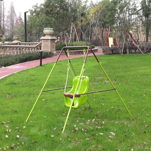 Sbs01 Baby Toddler Swing Set Outdoor Indoor Playground Pictures Photos