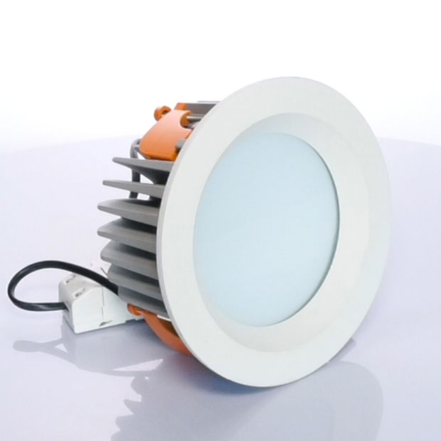16W 5-Year-Warranty White Aluminum Round Recessed Ceiling Light LED pictures & photos