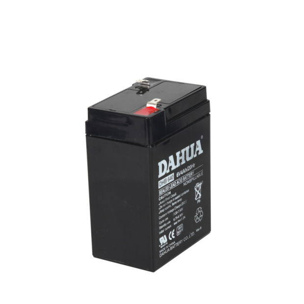 6V 4ah VRLA Sealed Lead Acid Maintenance Free UPS Battery pictures & photos