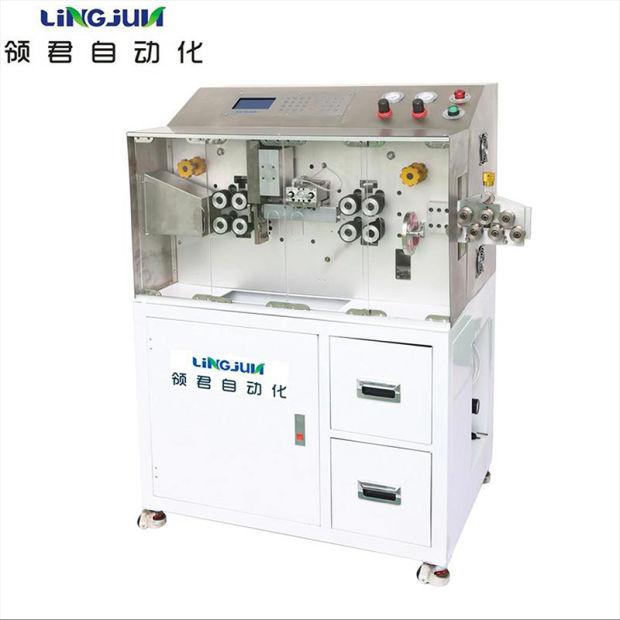 China CNC Cable Wire Stripping Machine (DNBX-70) - China CNC Machine ...