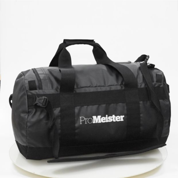 a8b7b7a78e88 Waterproof Tarpaulin PVC Duffel Fitness Gym Sports Weekend Travel Bag