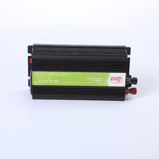 SMUN 300W 12VDC to 220VAC Pure Sine Wave Power Inverter pictures & photos