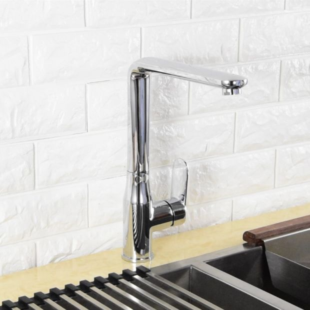 China High Quality Water Ridge Kitchen Faucet With Casting Spout
