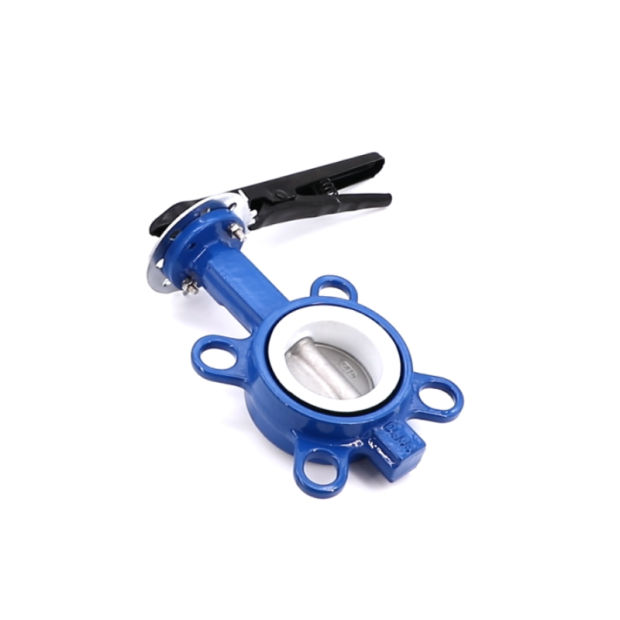API ANSI DIN JIS Cast Iron Stainless Steel Wafer Butterfly Valve pictures & photos