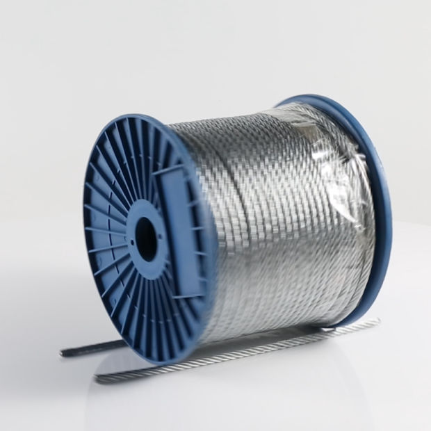 Galvanized 6*12 6*7 6*19*6*37 Steel Wire Rope pictures & photos