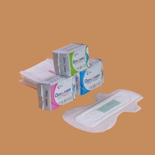 230mm Dayuse Anion Sanitary Napkins with Blue Chip pictures & photos