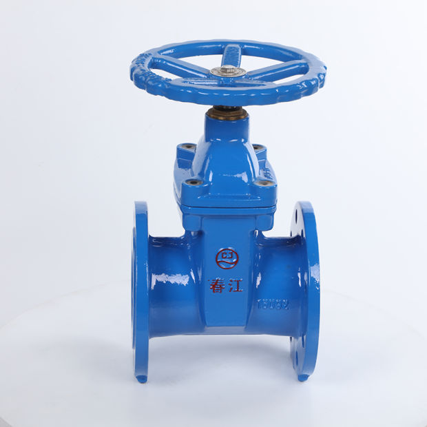 Non-Rising Stem Resilient Seated Gate Valve pictures & photos