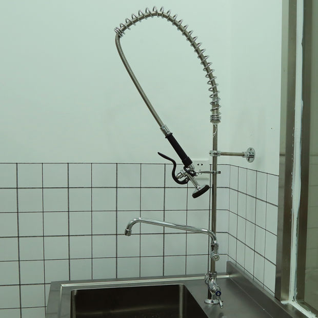 China Special Design Brass Center Pre Rinse Unit Kitchen ...