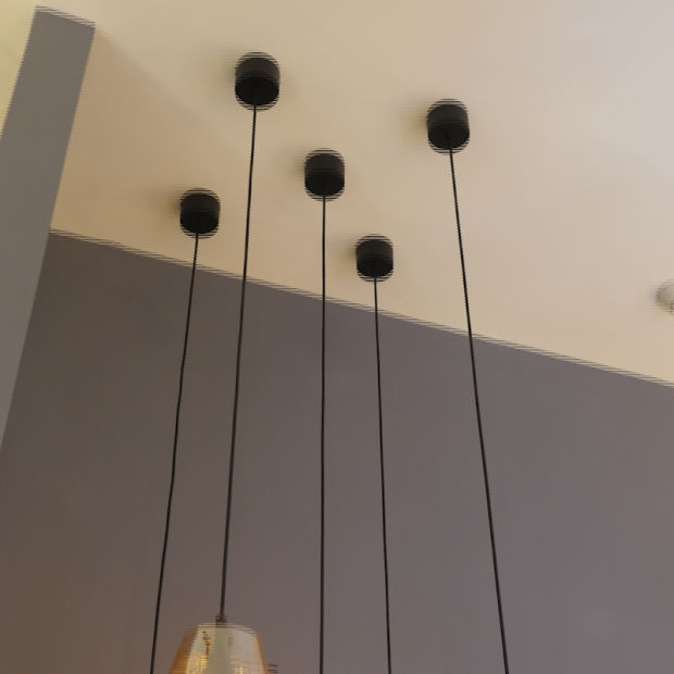 China Led Fancy Pendant Lamp Glass Shade Hanging Lamp For