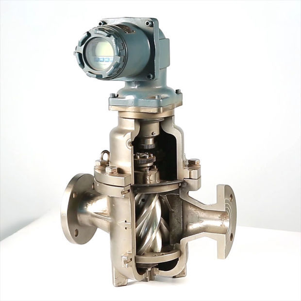 China Customized Positive Displacement Flow Meter With