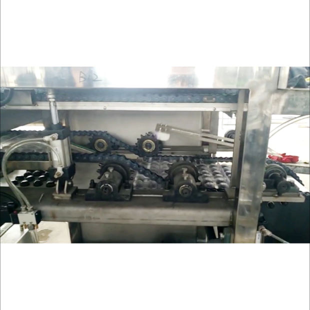 Ce Servo Motor 75% Center-Filing Chocolate Depositing Machine pictures & photos