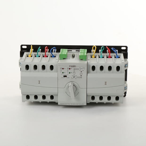 China Transfer Switch Panel MCB for Generator Auto
