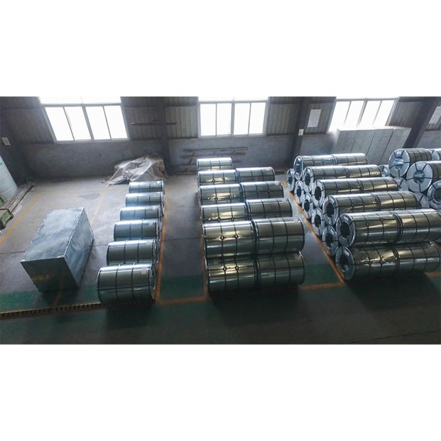 Dx51d Z40 Hot Dipped Zinc Coated Gi Galvanized Steel Coil for Constraction pictures & photos