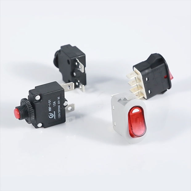 Kbf-1 China Jinghan Brand Ciruit Breaker Switch Series pictures & photos