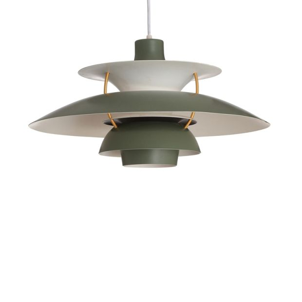 China dark green ph 5 aluminum pendant lamp china ph 50 louis poulsen dark green ph 5 aluminum pendant lamp aloadofball Choice Image