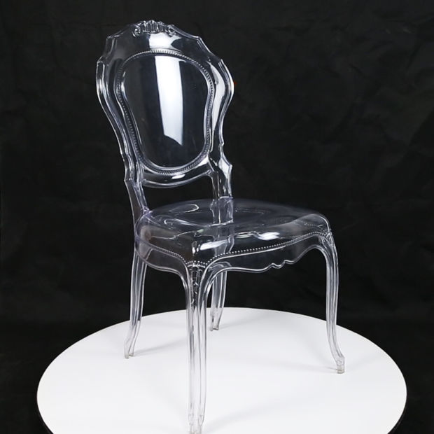 Wedding Furniture First Choice Stackable Resin Belle Chair (HM-R013) pictures & photos