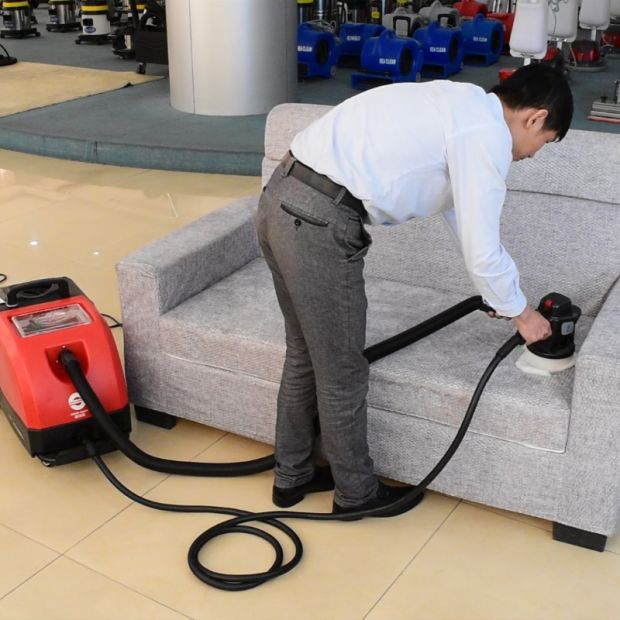 One Sofa Cleaning Machine For Hotel