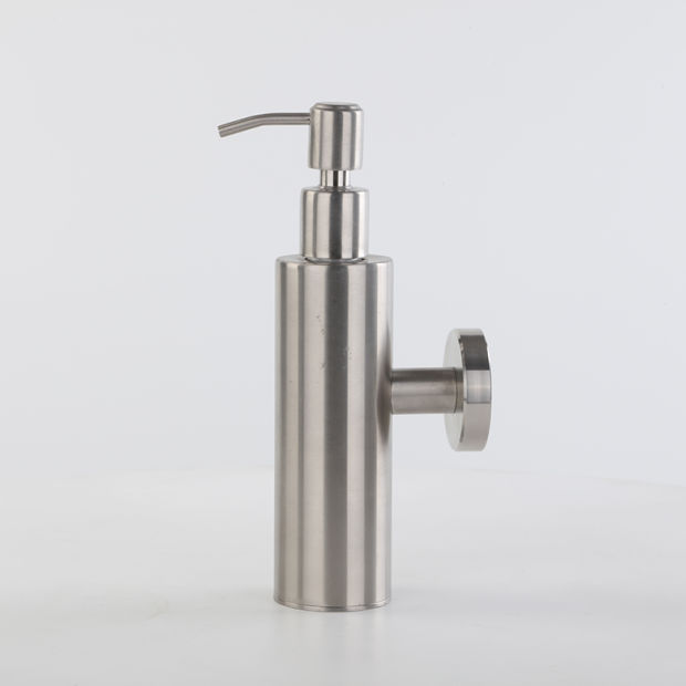 China Wall Mounted Liquid Soap Dispenser Bathroom Accessories