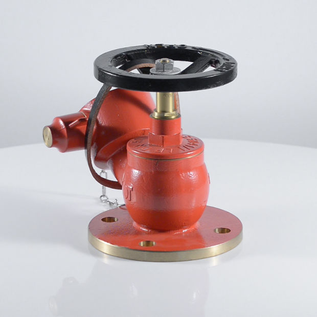 Fire Hose/Hydrant Landing Valve Oblique Type with Bsi Kitemark Lpcb Approved pictures & photos