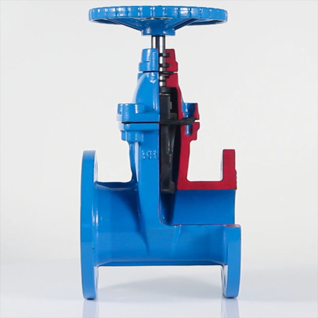 Ductile Iron/Wcb/Stainless Steel Non Rising Resilient Seat Industrial Control Gate Valve pictures & photos