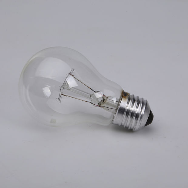 A55 Incandescent Bulb 110V 230V 20W 40W 60W 100W Pictures Photos
