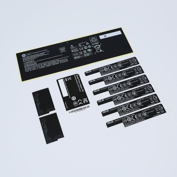 Screen Printing Name Plate/Switch for Link/Server/Computer/Electric Appliance pictures & photos