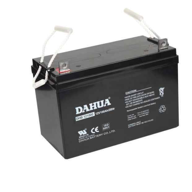 Hot Sale 12V 100ah Deep Cycle Solar Battery for Solar Systems pictures & photos