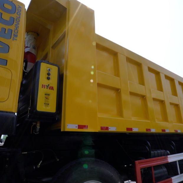 China Best Price FAW J5p 280HP 6X4 Dump Tipper Truck - China